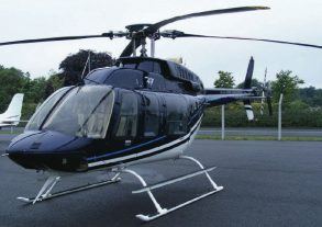 Bell 407 Helikopter