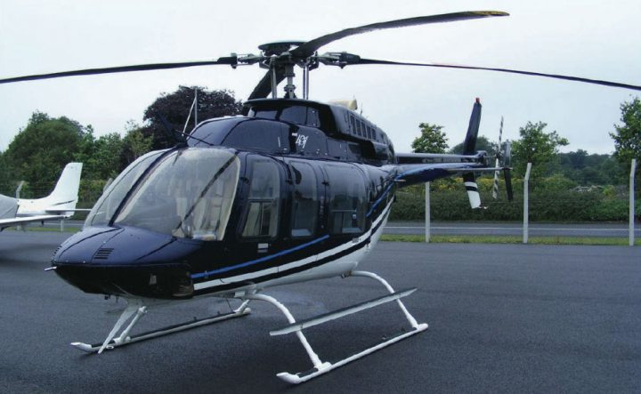 Bell 407 Helikopter