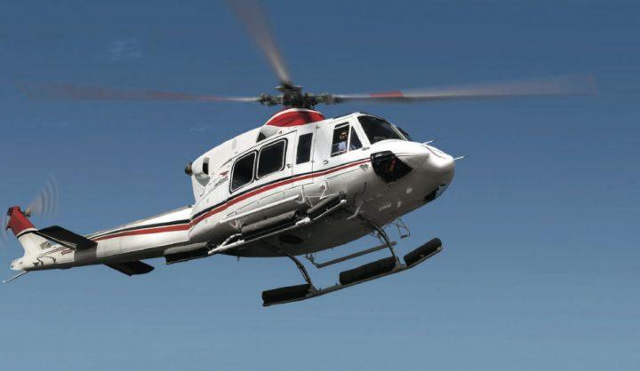 Bell 412 Helikopter