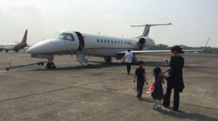 Charter Private Jet Keluarga