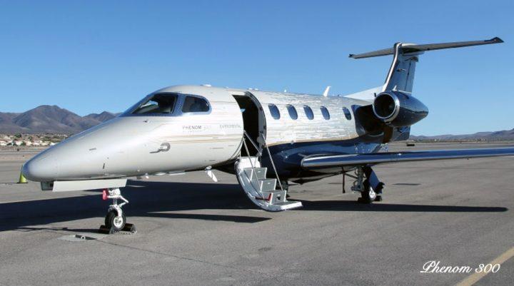 Light Jets Phenom 300